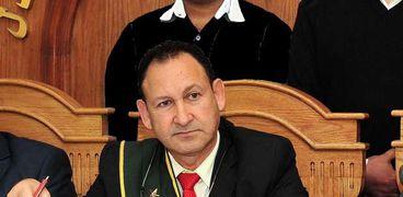 القاضى الدكتور محمد عبد الوهاب خفاجى نائب رئيس مجلس الدولة