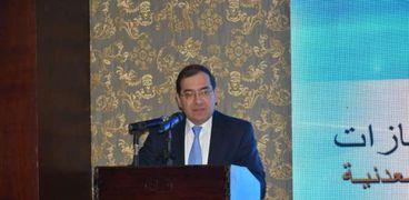 وزير البترول والثروة المعدنية الدكتور طارق الملا