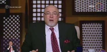 الشيخ خالد الجندي .. عضو المجلس الأعلى للشؤون الإسلامية
