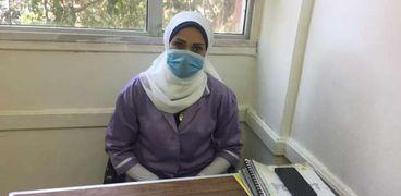 زائرة صحية ببورسعيد