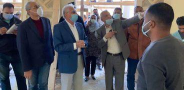 تفقد مسجد السلام