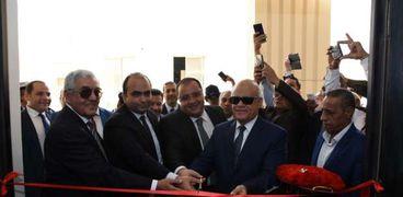 افتتاح محكمة استئناف الإسكندرية