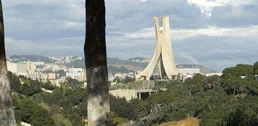 نصب الشهداء في العاصمة الجزائر