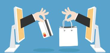 التسوق الإلكتروني