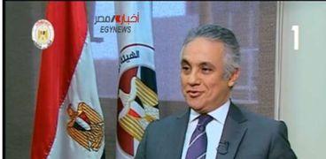 المستشار محمود الشريف