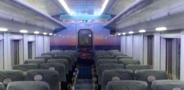 انطلاق أولى رحلات قطار للشباب