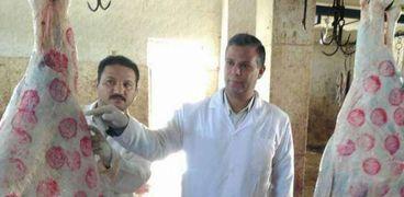 الدكتور فتحي سلمي مدير عام الطب البيطري بالبحر الأحمر