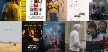 أفلام مشاركة بمهرجان الجونة السينمائي