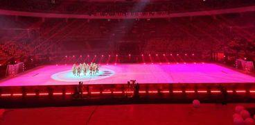 حفل افتتاح كأس العالم لكرة اليد فى مصر