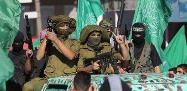 عناصر حركة حماس