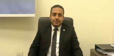 محمد غريب أبو عميرة وكيل العلميين