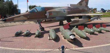 إحدى طائرات سلاح الجو الإسرائيلي