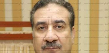اللواء إبراهيم أبو ليمون محافظ المنوفية