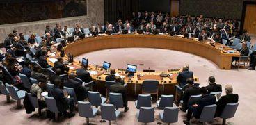 أحد اجتماعات مجلس الأمن _ أرشيفية