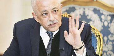 الدكتور طارق شوقي وزير التربية و التعليم الفني