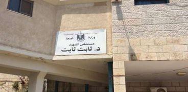 مستشفى «الشهيد ثابت ثابت» الحكومي في «طولكرم»