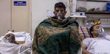 إصابات كورونا فى الهند