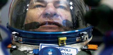 رائد فضاء يوثق لحظة اختراق نيزك الغلاف الجوي للأرض