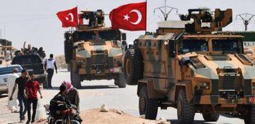 جيش الاحتلال التركي - صورة أرشيفية