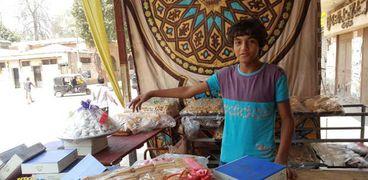 محلات «الكعك والبسكويت» تتصدر المشهد فى العيد