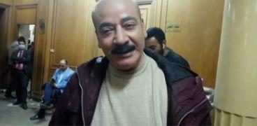 """""""محامي وفنان"""".. خالد طلعت في انتخابات المحامين بـ""""الصدفة"""": مفيش تعارض"""