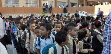 حضور طلاب رياض الأطفال في العام الجديد بشكل طبيعي