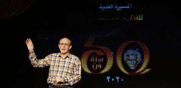 محمد صبحي يستعد لاحتفالية 50 سنة مسرح