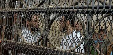 جنايات المنصورة خلال الحكم علي خلايا داعش الثلاثة