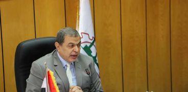 الدكتور محمد سعفان  وزير القوى العالمة