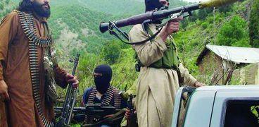 عناصر في طالبان