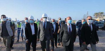 بدء تشغيل المحطة متعددة الأغراض بالإسكندرية 2022: توفر 4 آلاف وظيفة