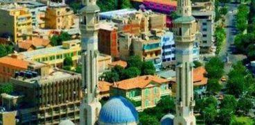 مسجد أبو بكر الصديق بالإسماعيلية