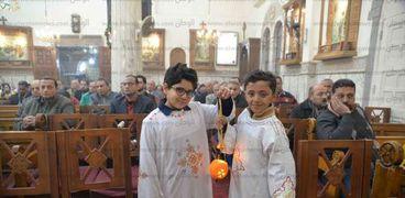 احتفالات في عيد الغطاس