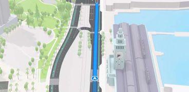 تطبيق الخرائط Apple Maps