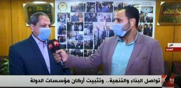 الدكتور محمود يوسف