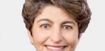 الدكتورة رنا الحجة، مدير إدارة البرامج بمنظمة الصحة العالمية