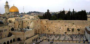 حائط البراق بالمسجد الأقصى