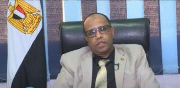 الدكتور أنور عيسي رئيس الإدارة المركزية لحماية الأراضي بوزارة الزراعة