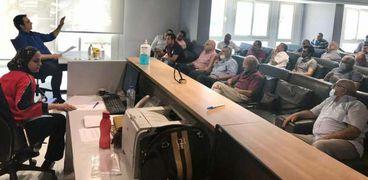 لجنة السياحة الدينية بغرفة شركات السياحة بالإسكندرية