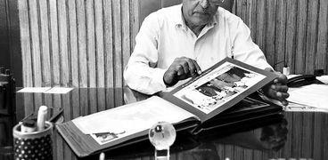 حسين محمود رئيس المحطة