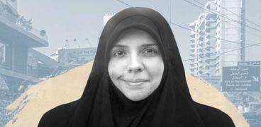 مريم فرحات شهيدة اشتباكات لبنان الأخيرة