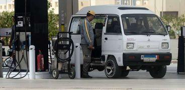 تحريك سعر البنزين- صورة أرشيفية