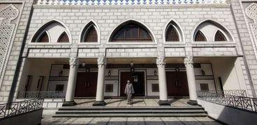 أحد المساجد الجديدة