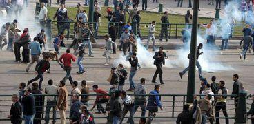 الانفلات الأمنى أحد نتاجات ثورة يناير