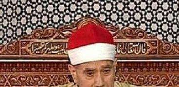 الشيخ الراحل راغب مصطفى غلوش