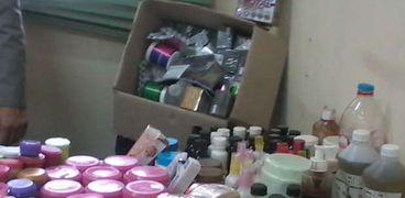 أدوية وتركيبات تخسيس مصادرة