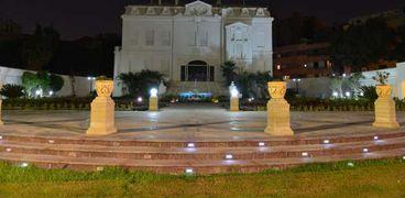 قصر الملك فيصل بن عبدالعزيز بجاردن سيتى الذى سيشهد الاحتفال بالعيد القومى للمملكة لأول مرة