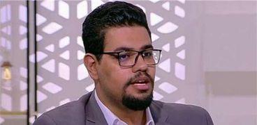 الباحث الاقتصادي محمد نجم