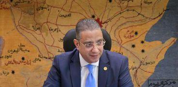 محافظ الفيوم: تلقينا 130 ألف طلب تصالح على مخالفات البناء حتى الآن