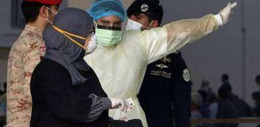 انخفاض إجمالي عدد إصابات كورونا في الكويت